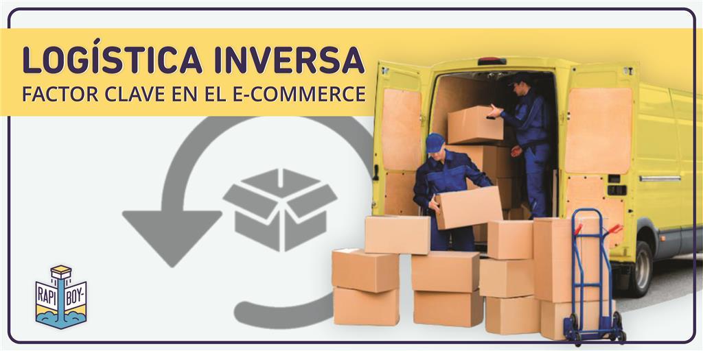 La LOGÍSTICA INVERSA como factor clave en el E-commerce